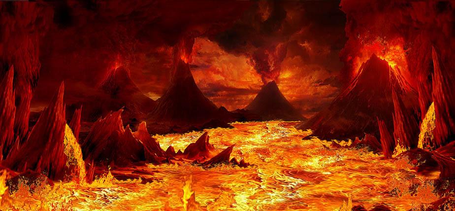 hell-sermons